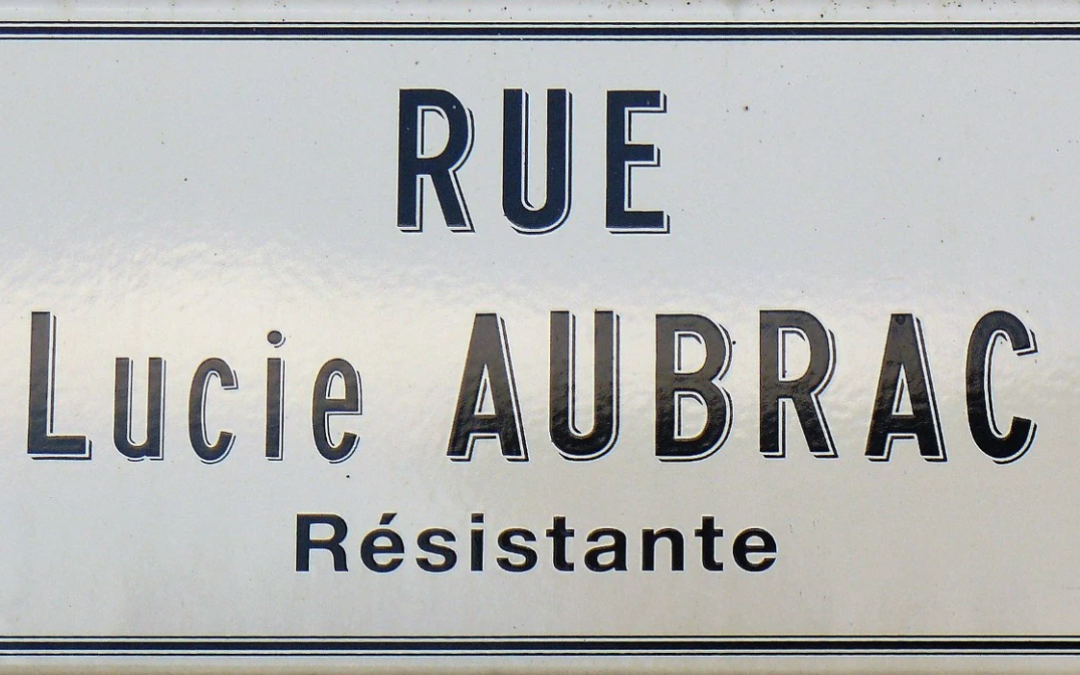 Lucie Aubrac: Refusal, Disobedience, and Liberty